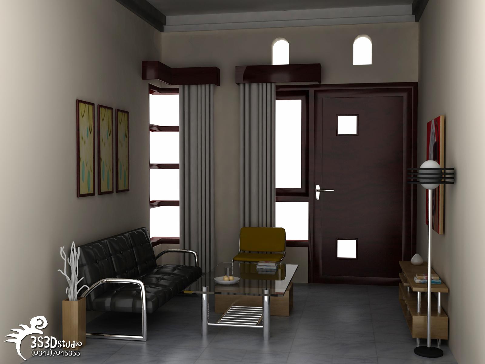 Mengagunkan Konsep Ruang Tamu Minimalis