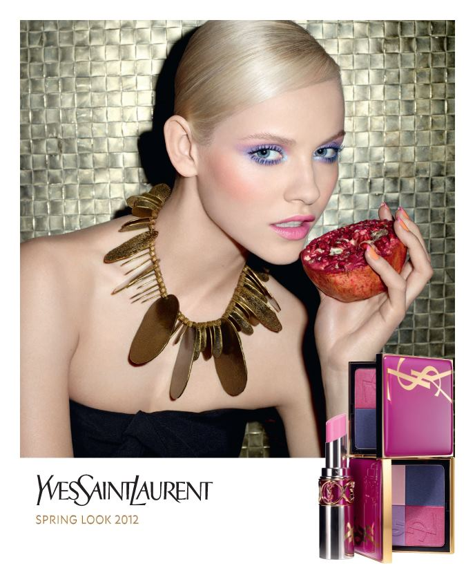 yves saint laurent candy face makeup collection featuring. Black Bedroom Furniture Sets. Home Design Ideas