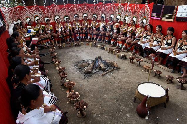 Culture in Nagaland