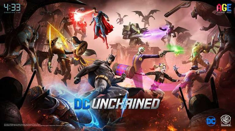 DC UNCHAINED v1.2.9 Apk Mod