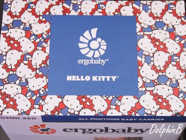 揹帶, 新手爸媽, Ergobaby, Hello Kitty, Hipseat,