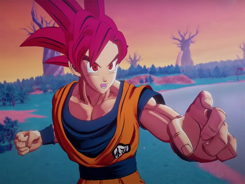DRAGON BALL Z KAKAROT Highly Compressed Free Download