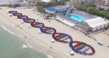 Largest Human DNA Helix – Guinness World Records