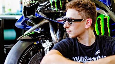 Lorenzo Resmi Gagal Tampil di MotoGP 2020
