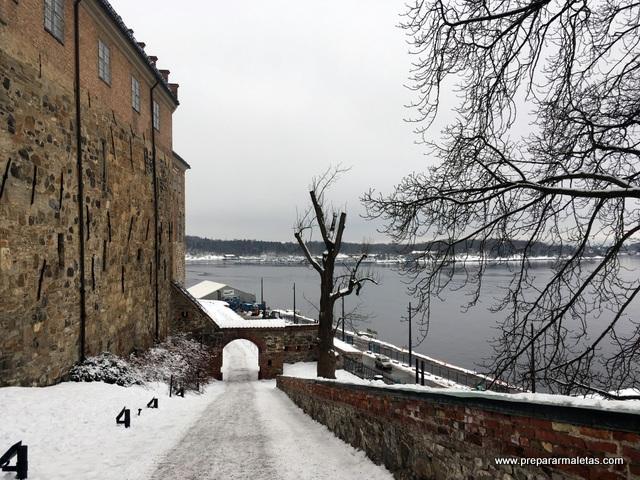 fortaleza de Oslo