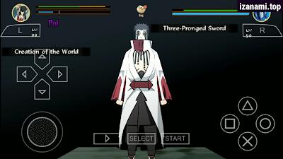 [500MB] Naruto Ultimate Ninja Impact MOD Boruto Shinobi Striker PPSSPP sur Android