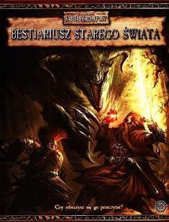 Bestiariusz Starego Świata. Warhammer - T. S. Luikart, Jan Sturrock