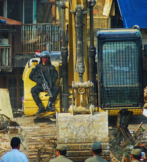 foto kampung pulo, foto human interest, penggusuran pemukiman, street fotografi