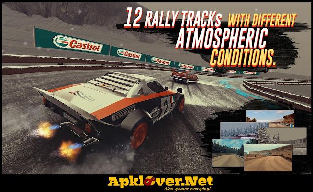 Rally Racer EVO MOD APK unlimited money