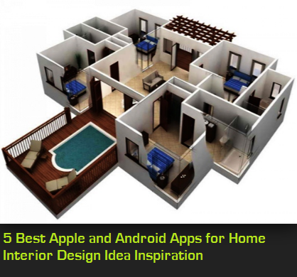 5 best apple and android apps for home interior design for Interior design apps