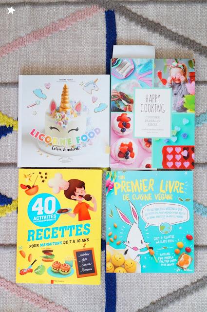 livres de cuisine enfants
