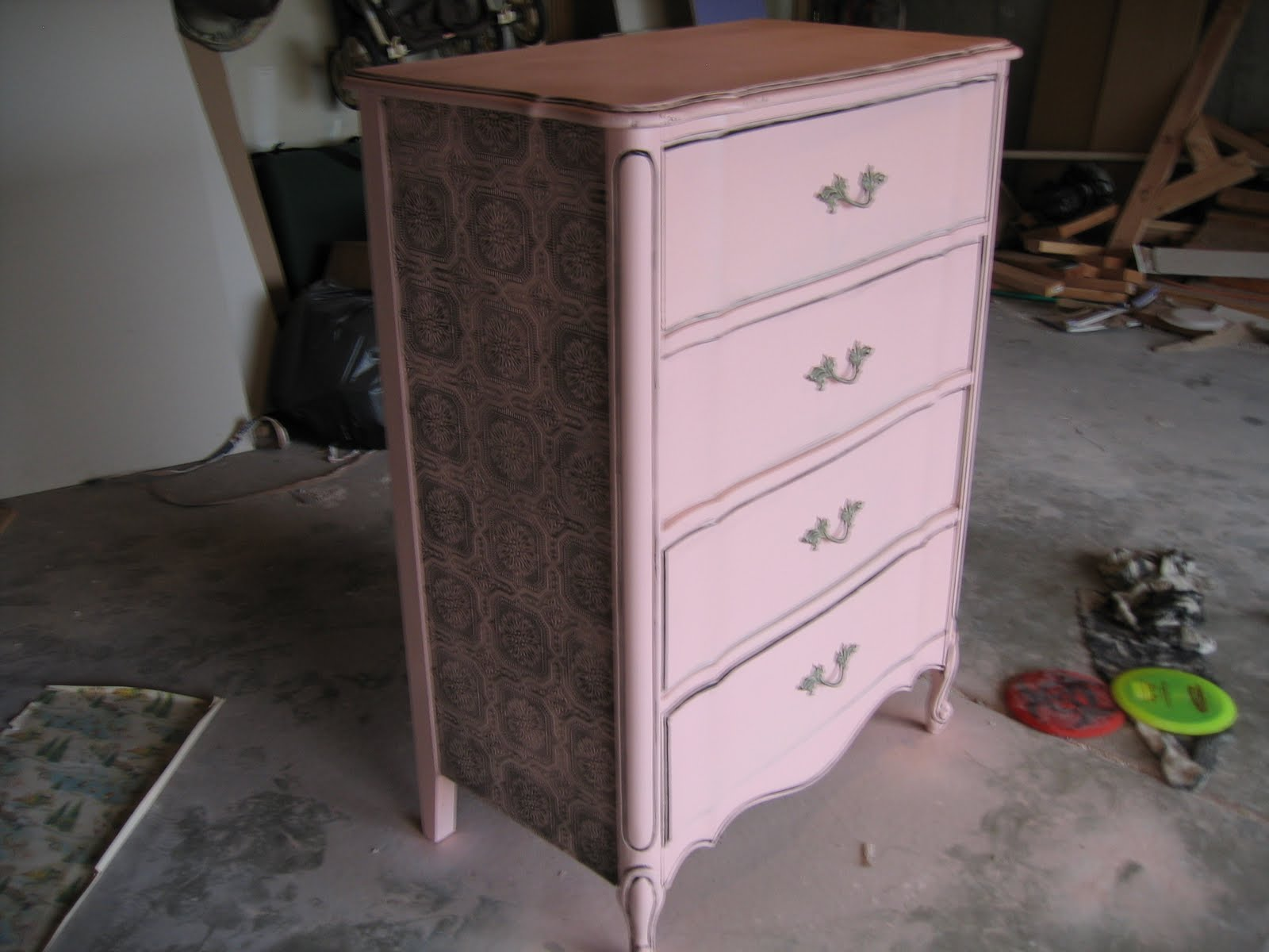 Nest And Nibble Pretty In Pink Dresser