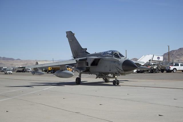 Aeronautica Tornado testa missile AARGM