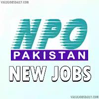 National Productivity Organization Jobs 2020 (NPO) - valuejobsdaily.com