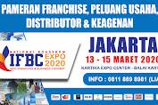 IFBC 2020 Jakarta Expo Balai Kartini   Info Franchise & Business Concept 2020