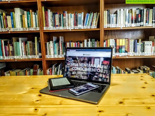 El Ayuntamiento de Tijarafe lanza su biblioteca digital