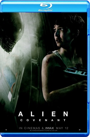 Alien Covenant 2017 BluRay BRRip 720p 1080p