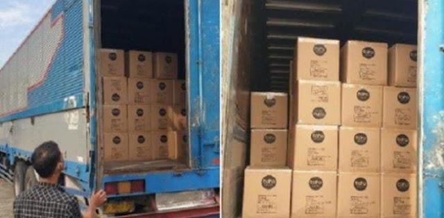 Banyak Produk Luar Negeri Yang Tenyata Dibuat Oleh Indonesia Termasuk APD Bantuan Dari China