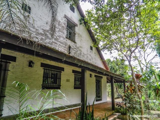 Museu de Che Guevara no sítio onde ele passou os dois primeiros anos de vida