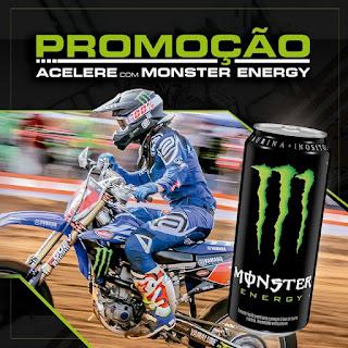 Promoção Monster Energy - Blog Top da Promoção #topdapromocao @topdapromocao #MonsterEnergyBR #MonsterEnergy #promoção #sorteio #promo