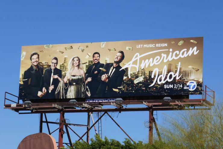 American Idol season 19 billboard