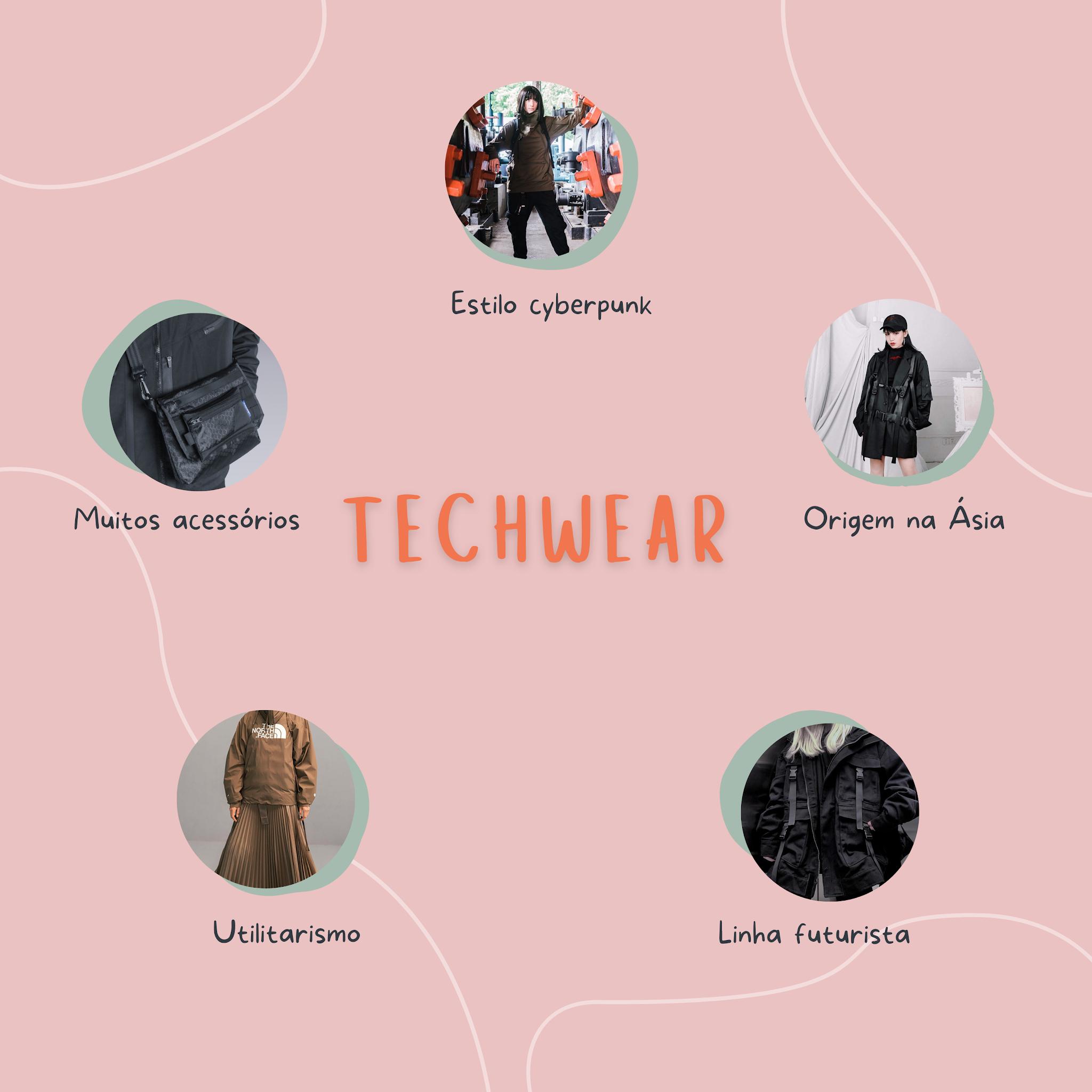 Techwear: o que é e tudo que você precisa saber sobre a trend