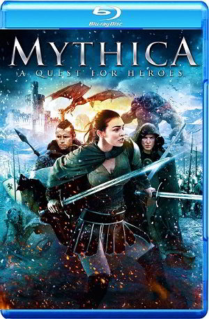 Mythica A Quest for Heroes BRRip BluRay 720p