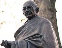 In Odisha School, Mahatma Gandhi Statue Found Vandalised