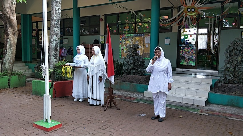 MANASIK HAJI GABUNGAN TK ISLAM AL AZHAR 14, 22 DAN 29