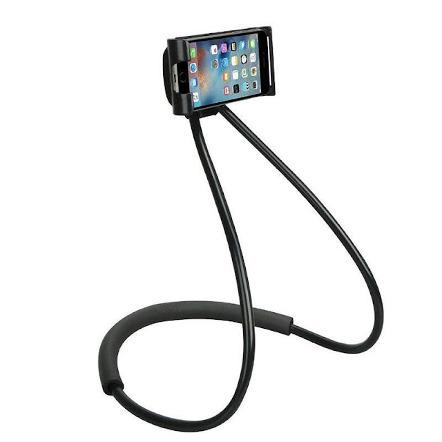 Multi-Function Lazy Neck Universal Phone Holder