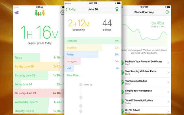 ستصدم من وقتك الضائع على الهواتف ! you'll be shocked by time you spend on smartphone