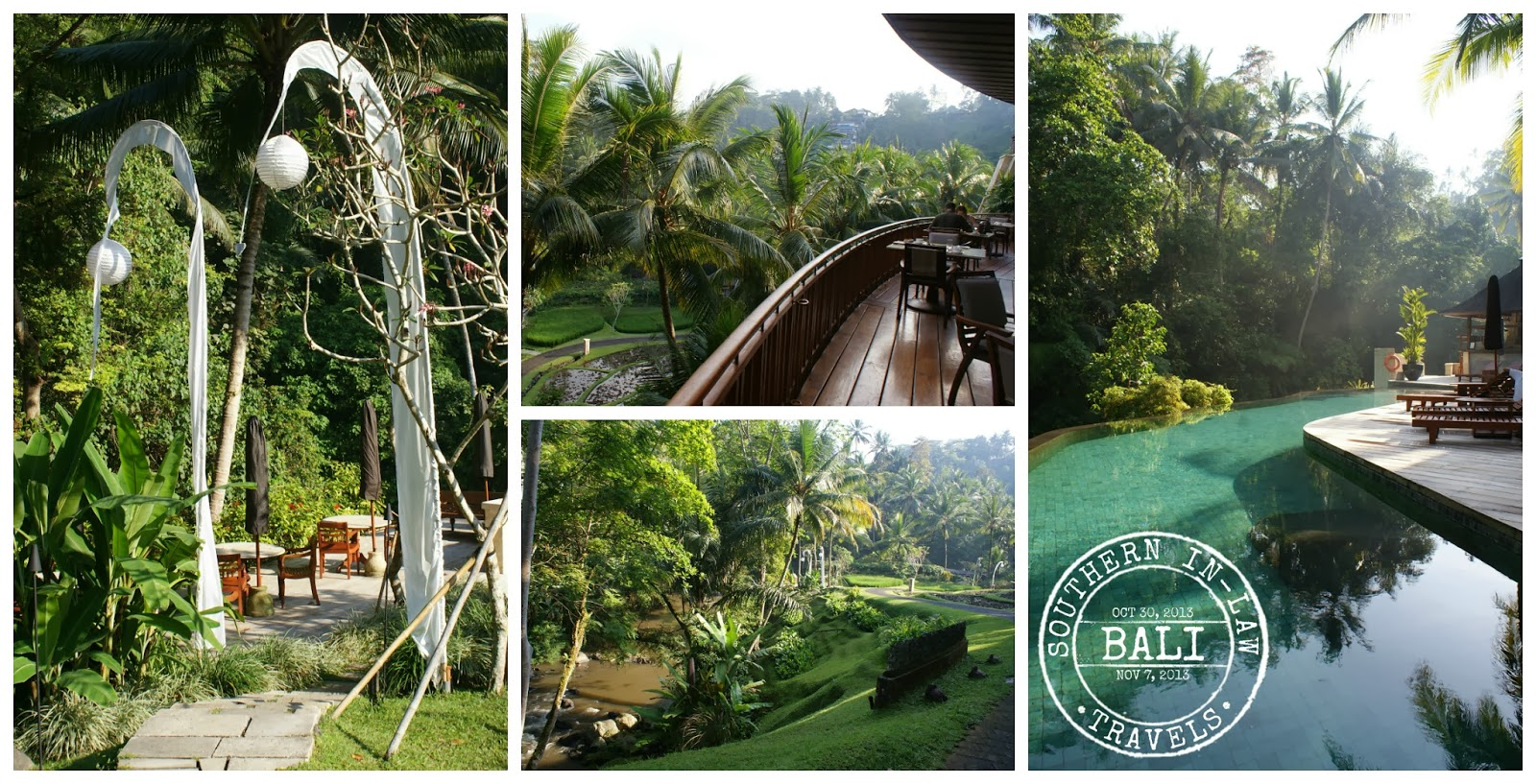 Four Seasons Sayan Bali Review - Gluten Free in Bali