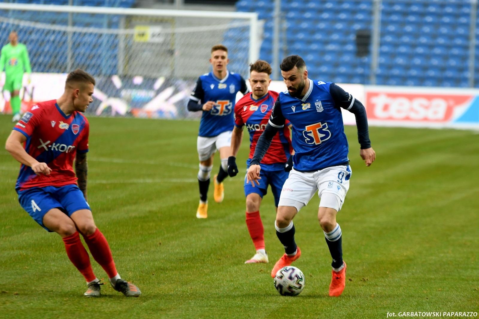 Mikael Ishak wraca do gry / foto: Damian Garbatowski