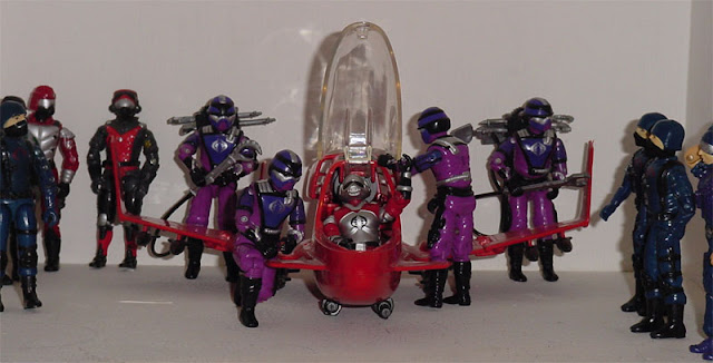 1986 AVAC, Firebat, Mail Away, Techno Viper, 1987, Strato Viper, Crimson Guard Immortal, 1991, 1983 Cobra Trooper