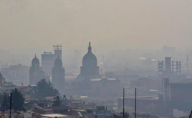 Smog, salud, respiración
