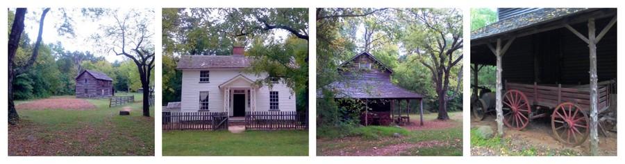 Visiter des maisons historiques de Duke Homestead