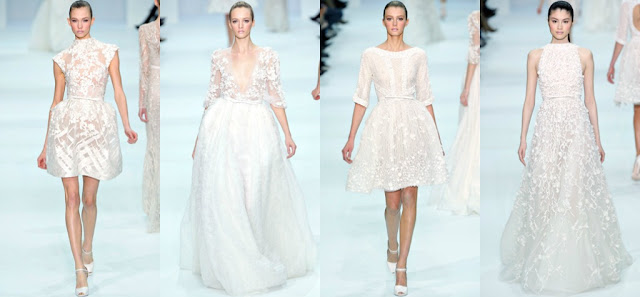Elie Saab Spring 2012 Couture | Organized Mess