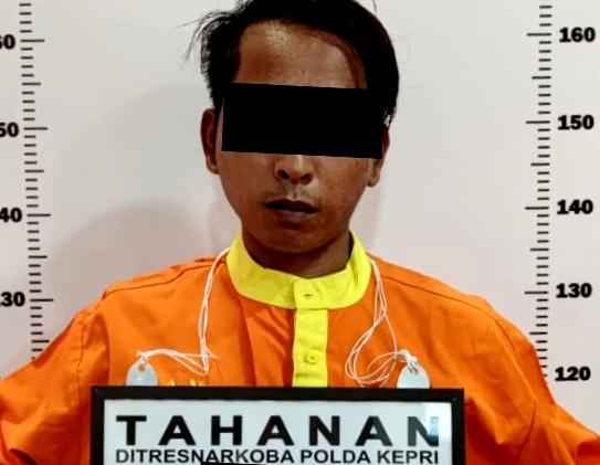 Polisi Tangkap Pelaku Bawa Sabu Dalam Perut dari Karimun Tujuan Batam