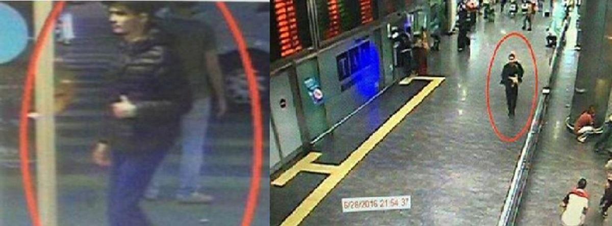 primeras fotos autores del ataque en Turquía