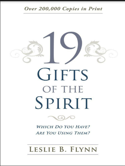 Book: 19 Gifts of the Spirit