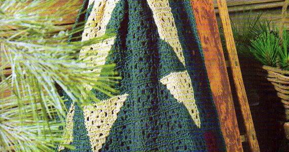 Amvabe Crochet Christmas Afghan Crochet Pattern Roundup