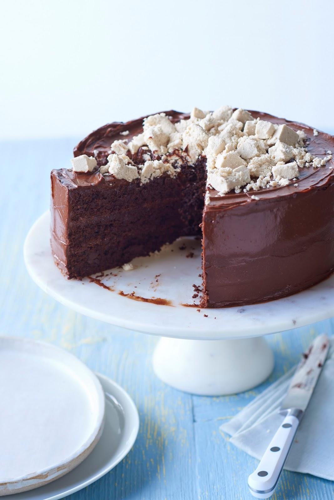 Lisa Roukin Grain-Free Chocolate Cake