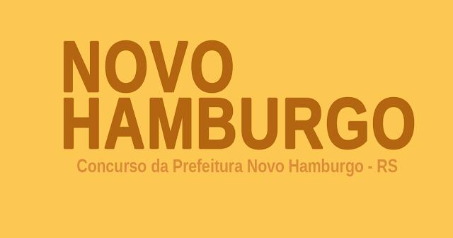 Concurso Município de Novo Hamburgo - RS 2020