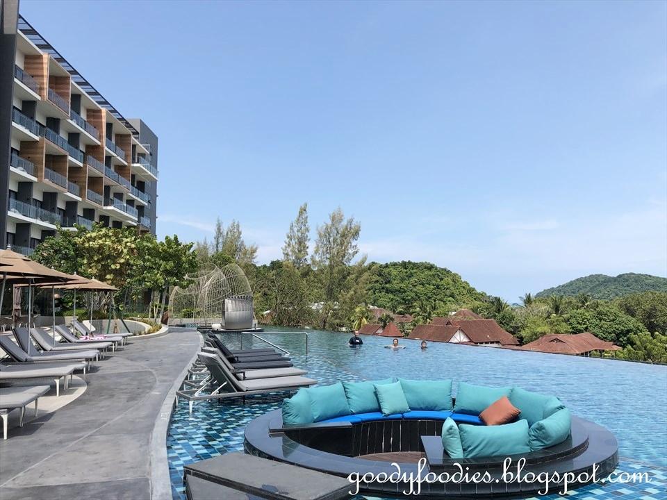 Hotel Review Aloft Langkawi Pantai Tengah