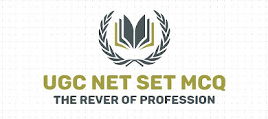 UGC NET-SET MCQ