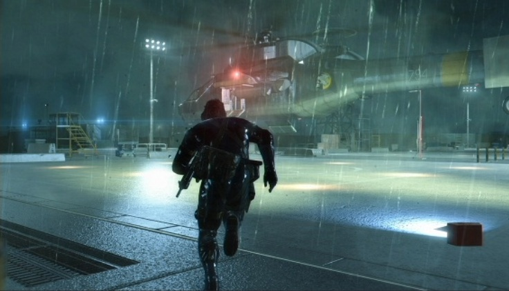 Game PC Full version TerUpdate: Metal Gear Solid V: GROUND