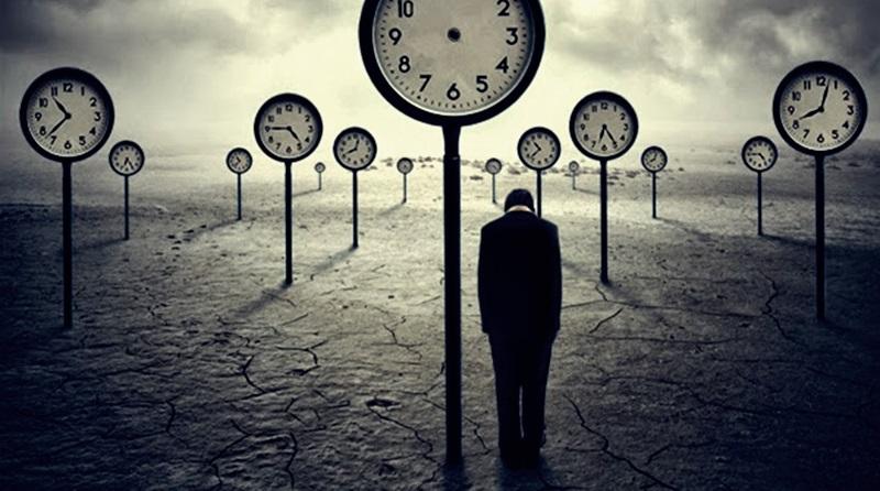 O que é o tempo e como nos relacionamos com ele?