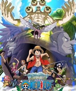 Pulau Langit Saga, Episode One Piece Arc G-8, Episode One Piece Arc Skypiea, Episode One Piece Arc Jaya, Episode One Piece Arc Rainbow Mist, Episode One Piece Arc Pulau Kambing,