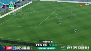 New Realistic Camera For PES 2013