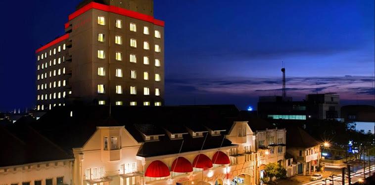 Info Daftar Alamat Dan Nomor Telepon Hotel/Penginapan Di Surabaya